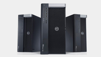 Dell Precision Desktop Basic and Standard Offers
